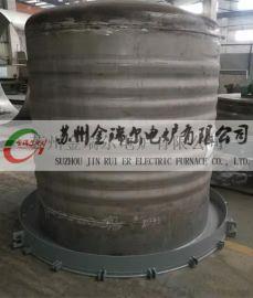 炉胆 炉罐 网带炉马弗罐 工业炉厂家  工艺电炉