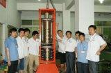 3.8万伏2500A海事船舶电机大电流滑环导电环