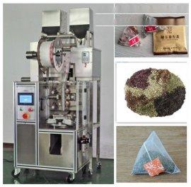 尼龙三角茶包红茶包装机,立体三角茶包花茶包装机,尼龙三角袋绿茶包装机