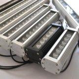 工厂直销高品质外销遥控6-36W RGB洗墙灯