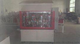 隔热断桥铝型材滚压复合机