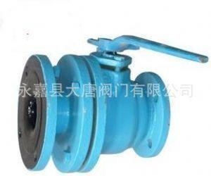 手动耐腐蚀搪瓷球阀,搪玻璃球阀,化工阀门生产厂家