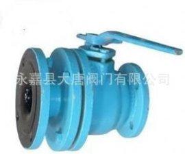 手動耐腐蝕搪瓷球閥,搪玻璃球閥,化工閥門生產廠家