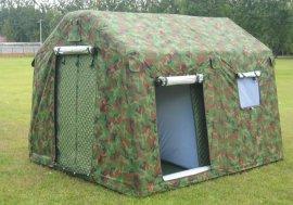 北京五环精诚**迷彩帆布充气帐篷 户外野营露营充气帐篷 红白喜事婚宴展览充气帐篷