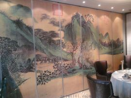 品质优异广西餐厅活动屏风厂家