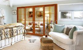 成都铝包木门窗厂家丨成都铝木复合门窗价格丨成都断桥铝门窗品牌