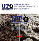 淄博联泰机械有限公司 渔网破碎机废旧塑料回收处理