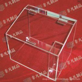 郑州亚克力双层夹杂粮盒子形象墙展板公司台历定制加工