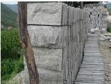 供应河北文化石外墙砖,绿色文化石,绿色别墅外墙砖