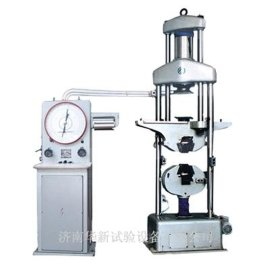 济南WE-300液压万能试验机