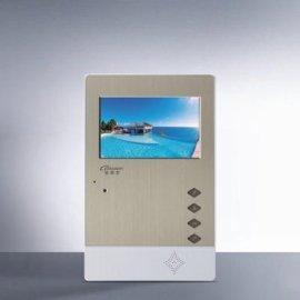 宝德安供应河南楼宇对讲产品BDA-38P2款4.3寸可视分机