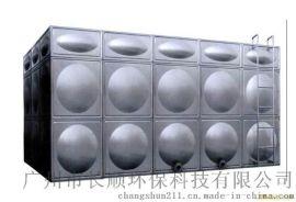 广州承压水箱价格 方形水箱 不锈钢方形水箱