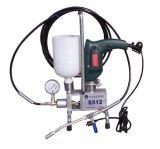 微型電動高壓灌漿機 S-812/DM-512