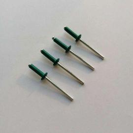 绿色铝拉铆钉抽芯铆钉