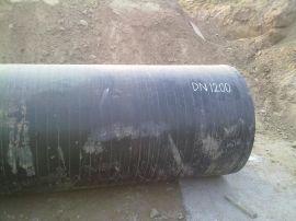 山东HDPE双平壁排水管