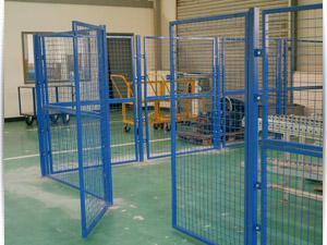 车间隔离网 仓库隔离网 厂区围栏
