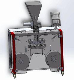 中凯厂家直销干燥剂包装机 集装箱干燥剂包装机 双膜杜邦纸包装机