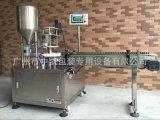 廠家直銷西林瓶全自動灌裝封蓋機 小瓶精油 玻尿酸全自動灌裝設備