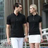 高爾夫棒球場運動  員人員工作服短袖T恤企業廣告文化DIY衫工裝