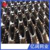 鱷魚嘴鍍鋅金屬防滑板 樓梯腳踏板鼓包圓孔魚眼防滑網板平板折彎