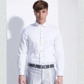 商务职业装衬衫,正规领衬衫