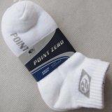 毛巾底袜子  精梳棉运动袜  大童运动袜