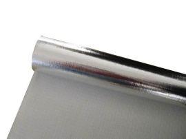 铝箔布 保温铝箔布厂家  生产防火铝箔布 180g铝箔布