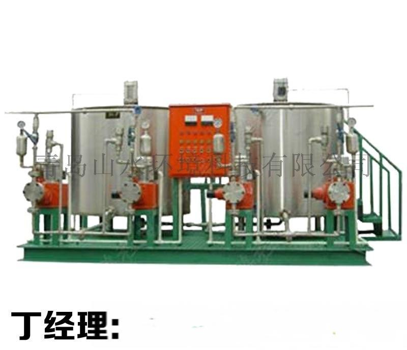 供应不锈钢自动加药装置、加药设备