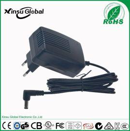 24v1a電源適配器 6級能效 歐規CE LVD GS認證24v1a電源適配器