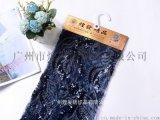 定位花型3mm宝兰+绣银兰线(宝兰网)L764#