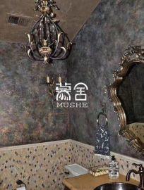 慕舍涂料 吴忠家装艺术涂料 石嘴山室内漆十大品牌