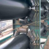 管式带状输送机炉渣专用 变频调速
