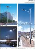 新农村道路改造工程led太阳能路灯6米40W锂电池