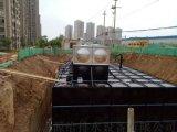 济南地埋式消防水池 顶部泵房长轴深井泵
