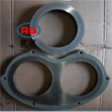 廠家直銷混凝土輸送泵車配件三一眼鏡板