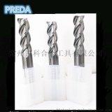超微粒鎢鋼3刃銑刀 雙刃帶鋁合金銑刀 拋光鋁用銑刀 加長 標準長