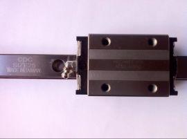 东莞供应不锈钢防尘直线导轨木工机械直线滑动导轨cpc微型导轨