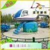 童星12人飞机大战坦克-市场大好生意-公园新型游乐设备