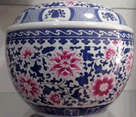 瓷器工艺品罐子加工厂定制艺术陶瓷罐子坛子花瓶定做打样