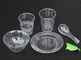 一次性水晶餐具  设备