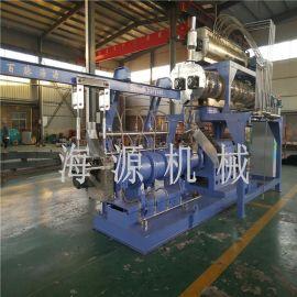 河北热销款时PHJ125S大型宠物饲料膨化机 产3-5吨宠物食品膨化机