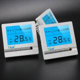 開利液晶溫控器 風機盤管溫度控制器三速開關