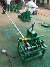 多功能弯管机 方管圆管握弯机大棚弯管机