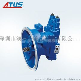 挖掘机液压泵REXROTH轴向柱塞变量双泵A8VO系列大型油泵