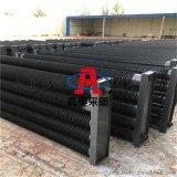 高頻焊翅片管散熱器高頻焊螺旋翅片管散熱器廠家