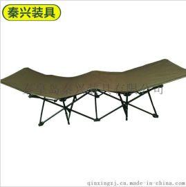 户外豪华十脚床 休闲沙滩折叠床 折叠简易午休床 便携单人折叠床