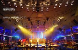 广州灯光舞台音响设备