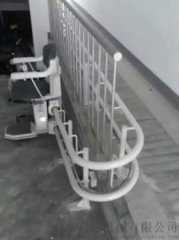 绍兴市别墅定制楼梯斜挂式电梯启运张家口座椅电梯直销