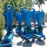 6+6米长小麦软管抽粮机 稻谷软管抽送装车机