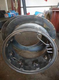 轮胎翻新设备冷翻**化钢圈压板翻胎锅子质优价廉推荐